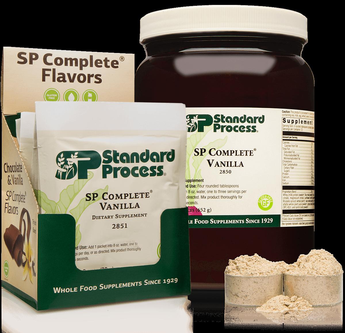 SP Complete® Vanilla, 23 oz (652 g)