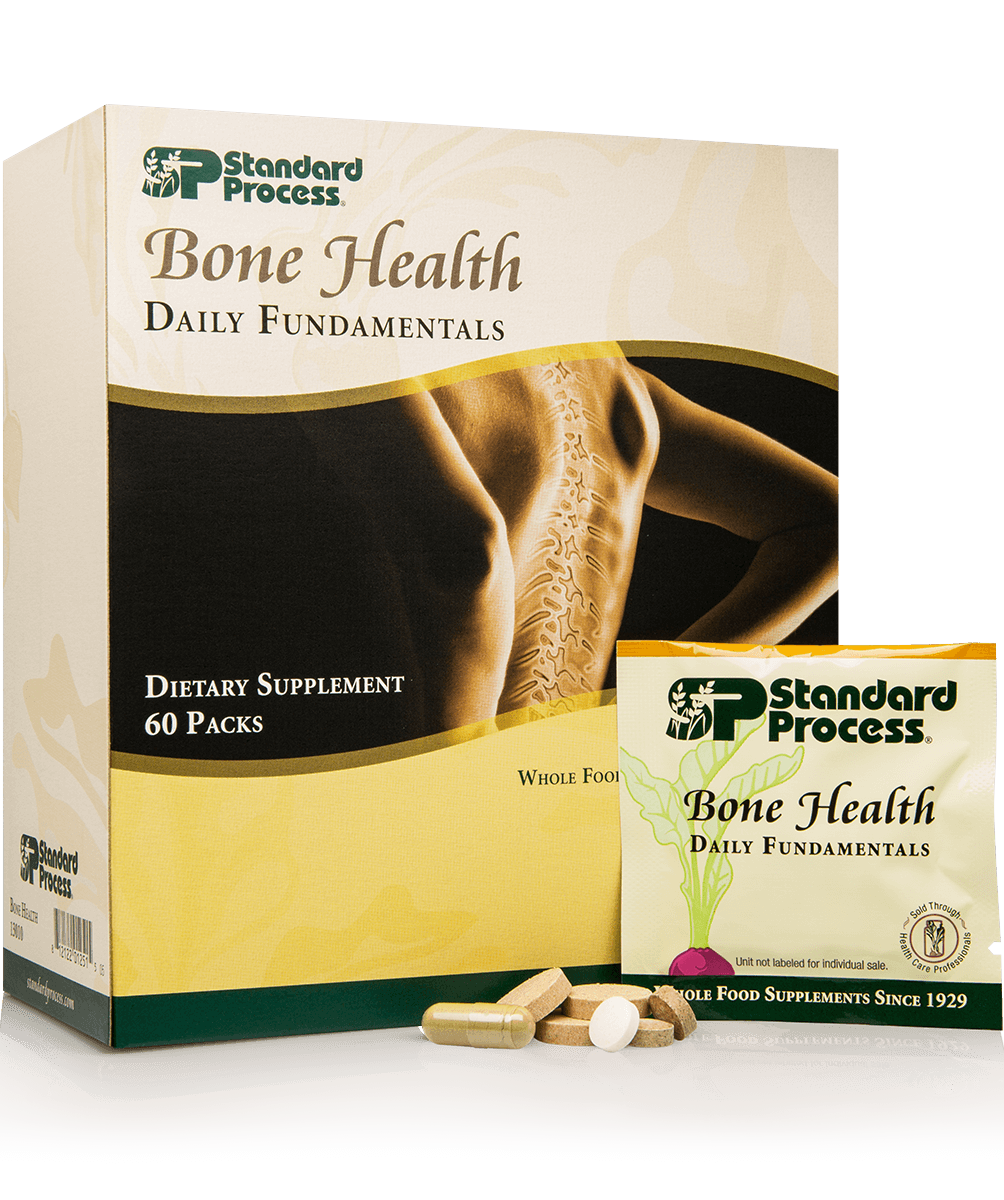 Daily Fundamentals - Bone Health Bottle