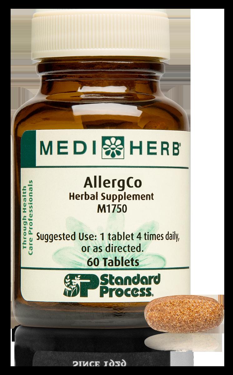 AllergCo, 60 Tablets
