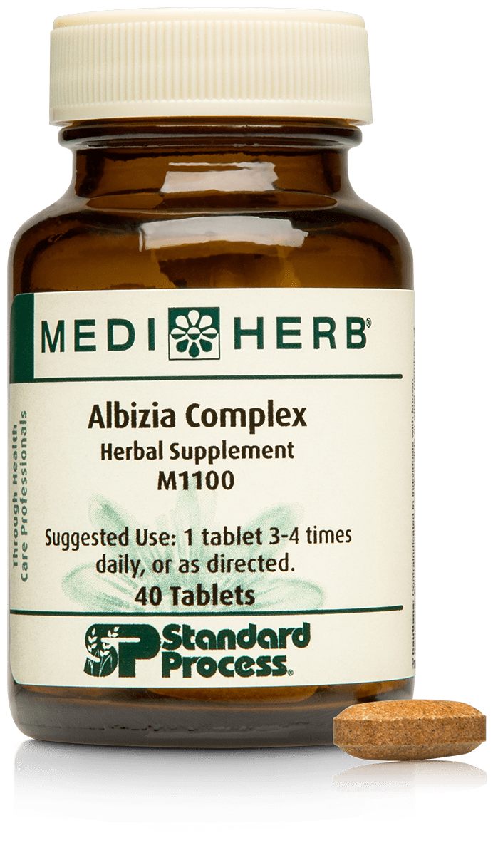Albizia Complex, 40 Tablets