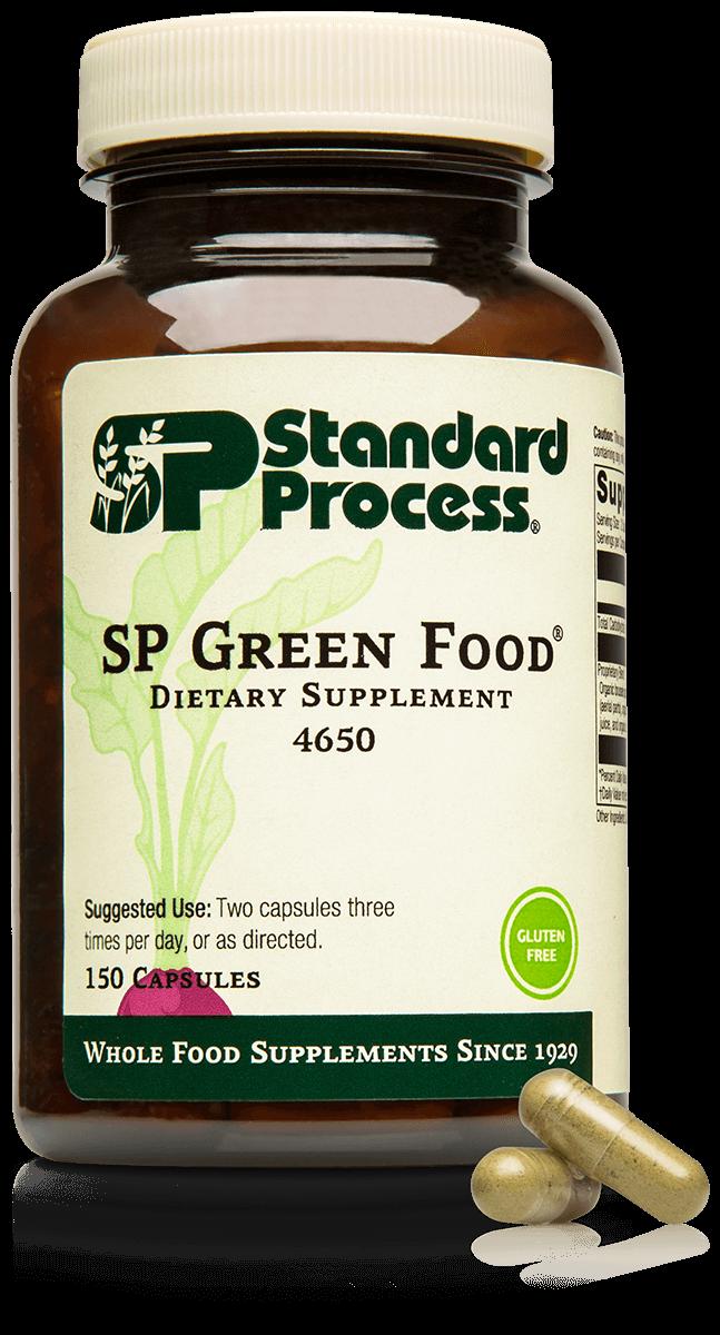 SP Green Food®, 150 Capsules