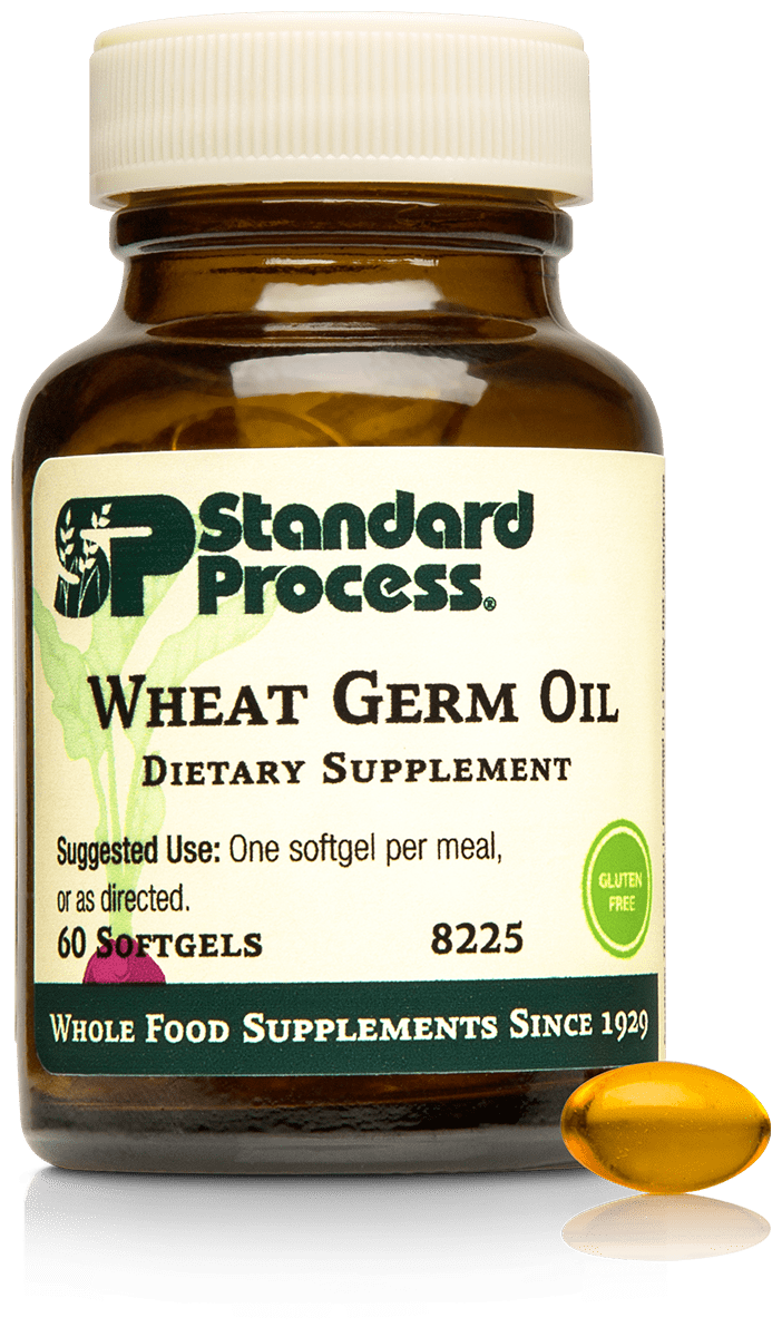 Wheat Germ Oil, 60 Softgels