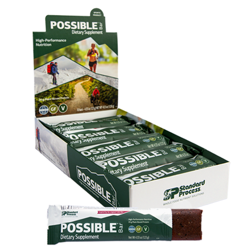 Possible™ Bar- one case of 10 bars