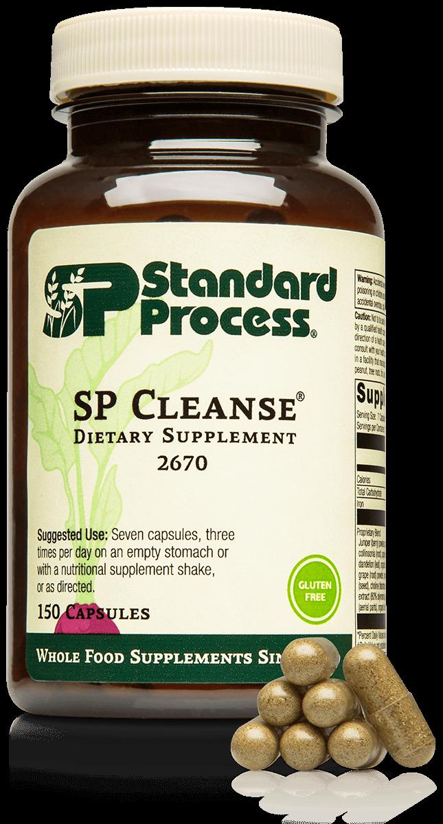 SP Cleanse®, 150 Capsules