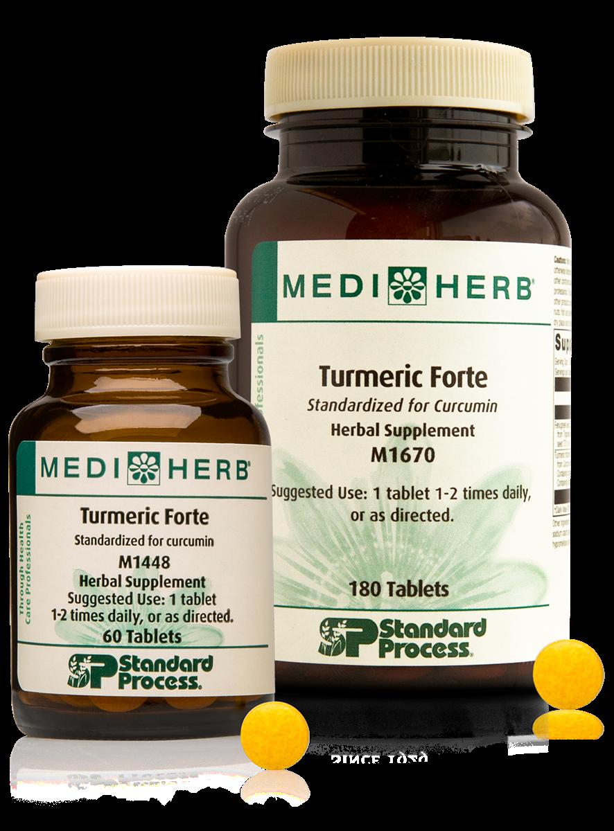 Turmeric Forte, 60 Tablets