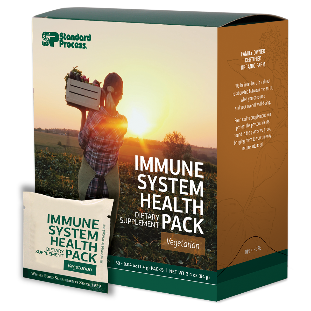 Immune System Health Pack - Vegetarian
