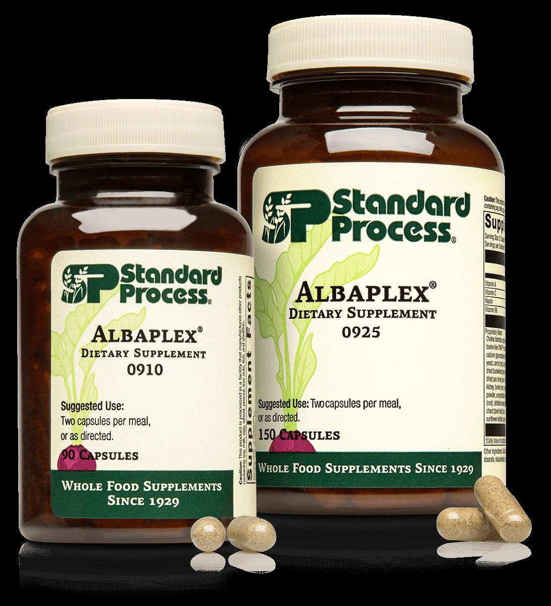 Albaplex®, 90 Capsules