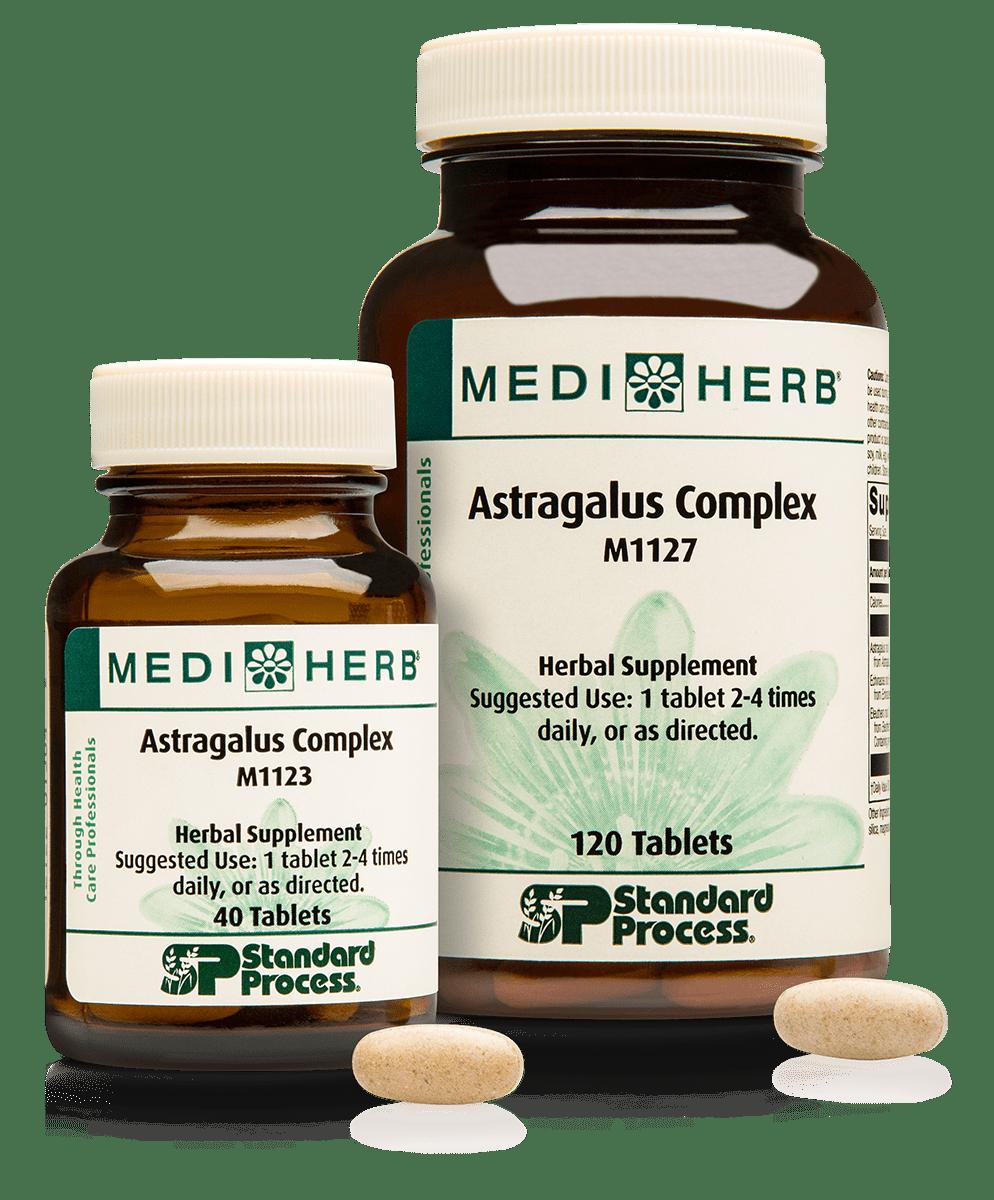 Astragalus Complex, 40 Tablets