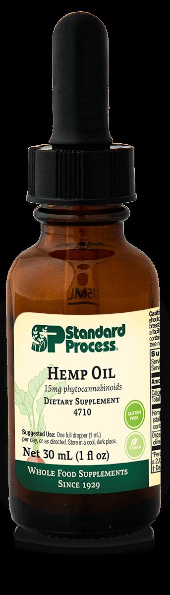 Hemp Oil Liquid 30 mL (1 fl oz)