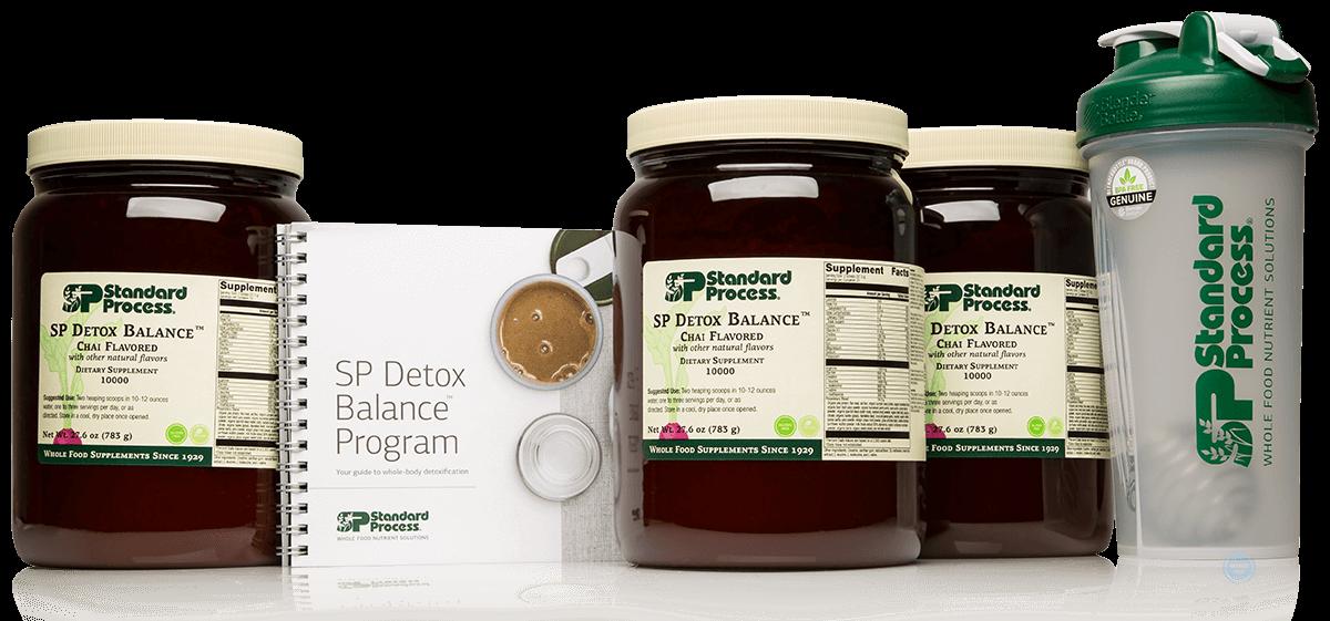 SP Detox Balance™ Chai, 28-Day Program Kit