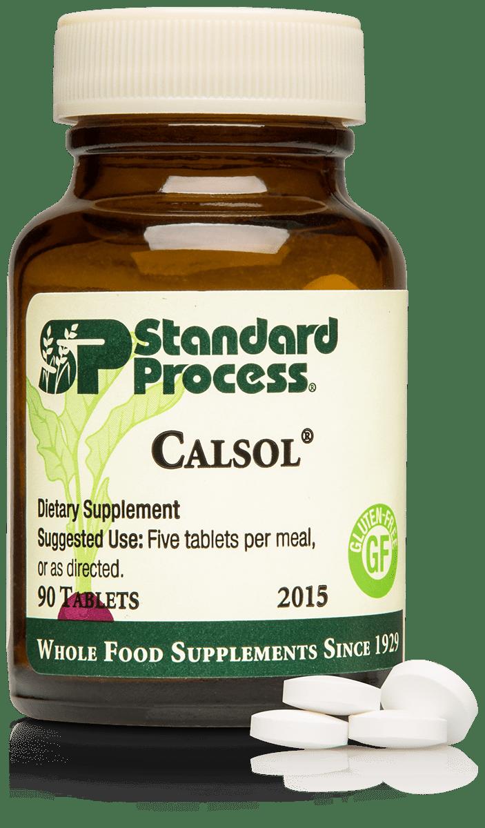 Calsol® Bottle