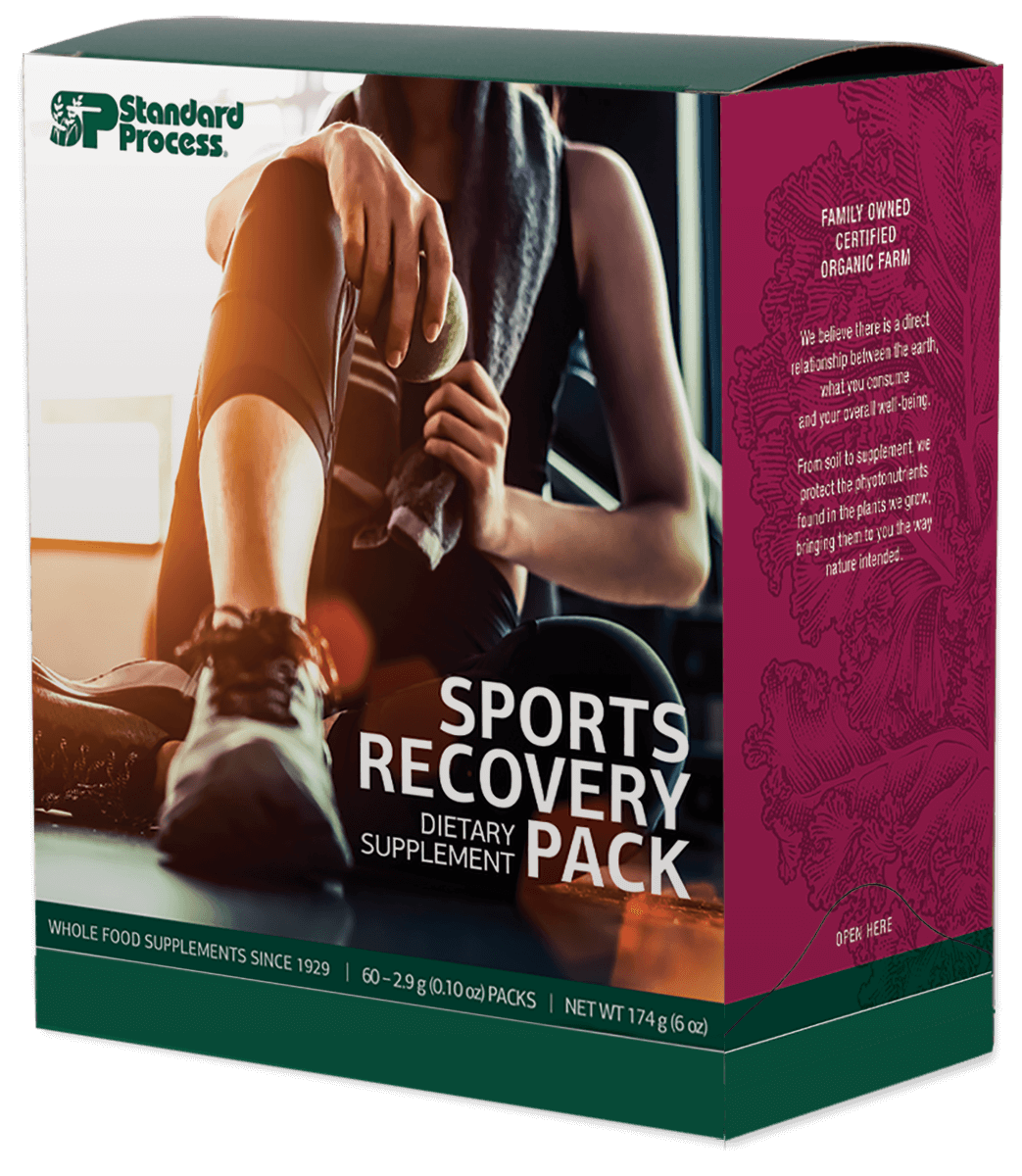 Sports Recovery Pack, 60 Packs