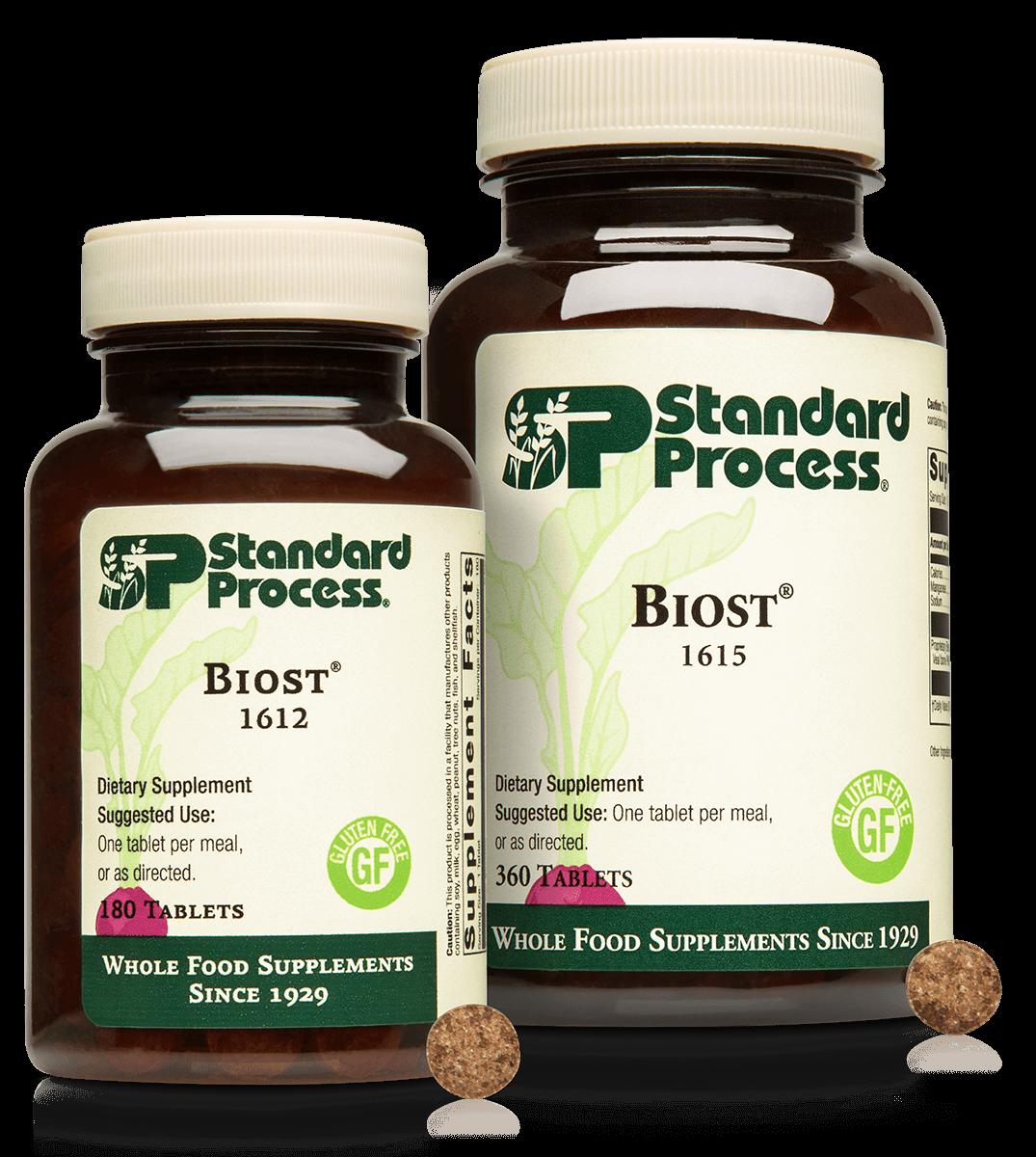 Biost®, 180 Tablets