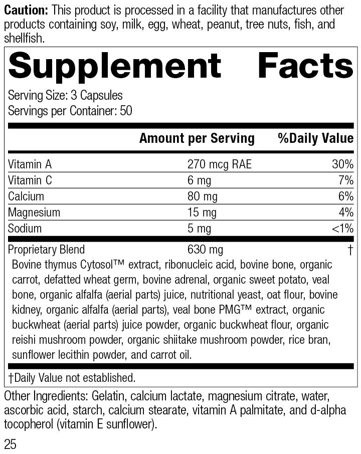 Congaplex®, 150 Capsules, Rev 24 Supplement Facts